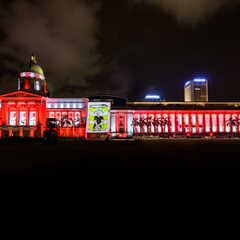 National Gallery Light Up