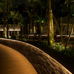 Landscape at The Ritz-Carlton Millenia
