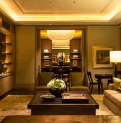Presidential Suite at The Ritz-Carlton Millenia