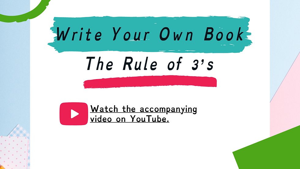 Rule of 3's