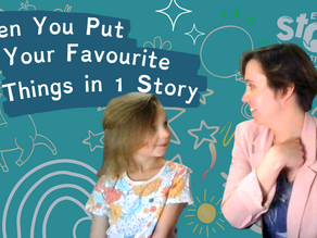 What Happens When You Put All Your Favourite Things In One Story