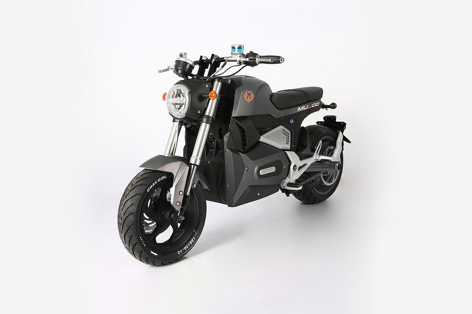 moto electrique mujoo