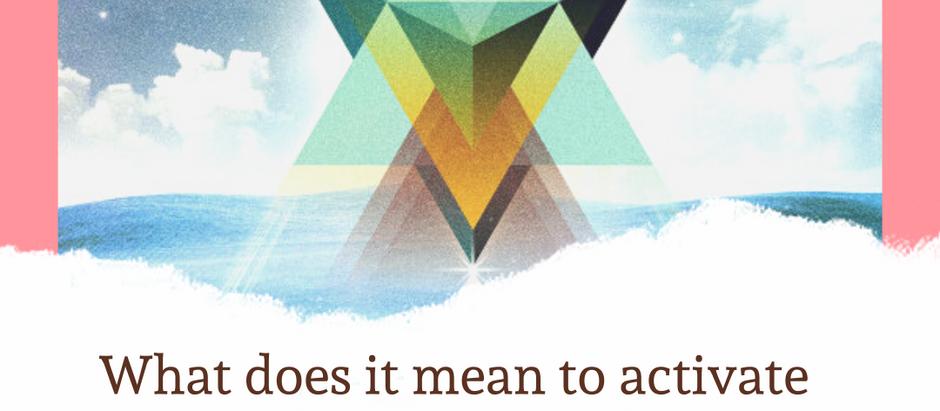 Light Activation Healing Meditation
