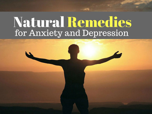Natural Remedies for Anxiety, Depression, ADHD, Insomnia & More.