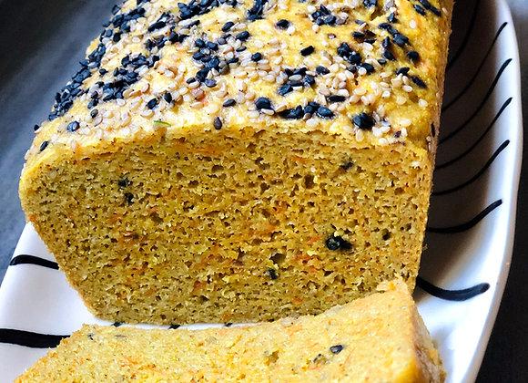 Pains sans gluten 2 - les grains entiers
