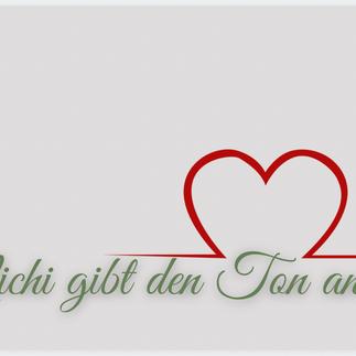 Klares Logo - Herzschlag