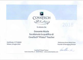 Covatech Pilates