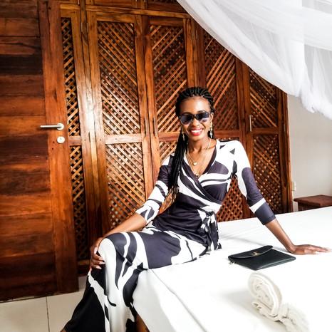 The Perfect Vacation- My Stay at Aqua Resort in Diani Kenya