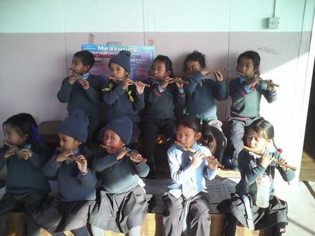 Update,  2014 trip to Nepal and Music Program