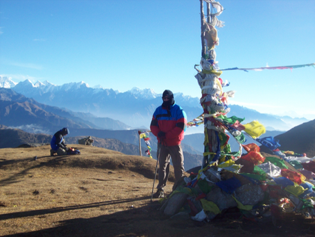 TOYL Trek to Pike Peak in Nepal and voluntourism Extension