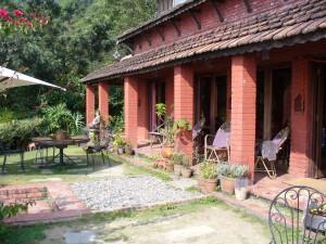 Shivapuri Lodge-The Day of the Crow
