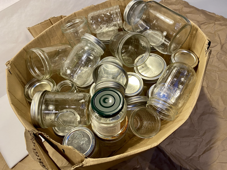 Putting Pause on Jar Donations