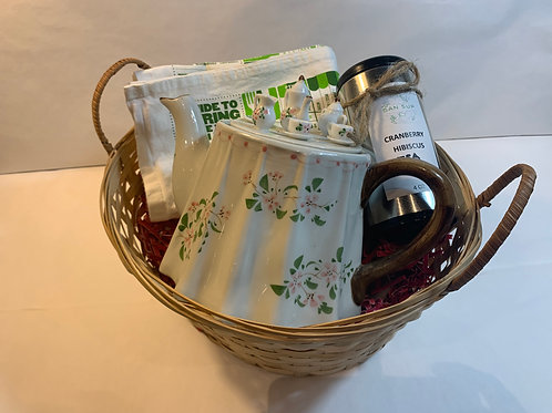 Teapot Gift Package