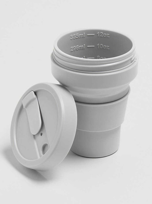 Stojo Collapsible Cup 12 Oz. - Various Colors