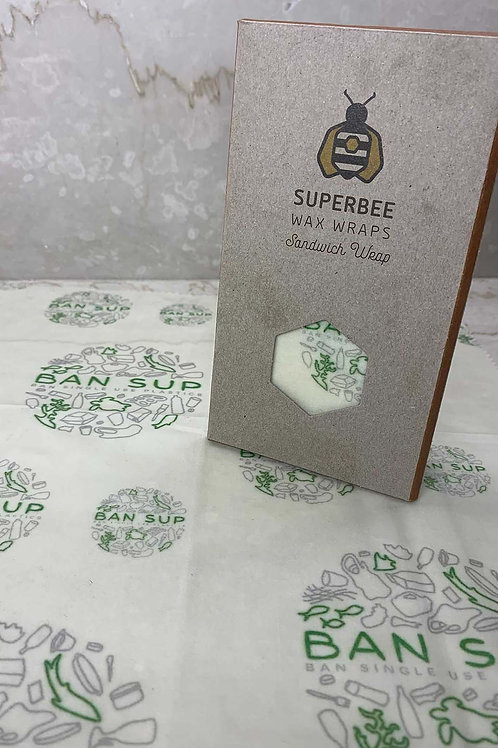 Ban SUP Superbee Wax Wraps