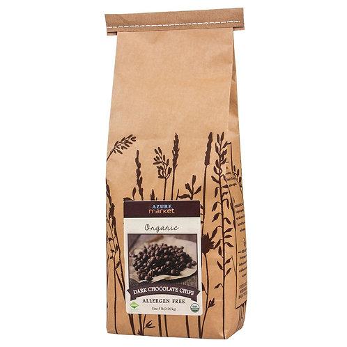 Chocolate Chips, Dark, Fair Trade, Allergen Free, Organic