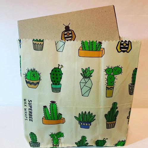 Wax Wrap & Bag Gift Set