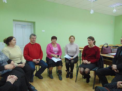 Засідання МО класних керівників
