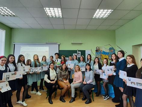Круглий стіл до 150 річниці з дня народження Лесі Українки
