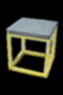 Mesa de apoyo metal y marmol $550.png