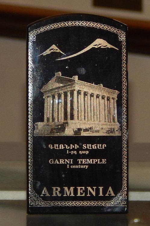 Garni Temple Obsidian Souvenir