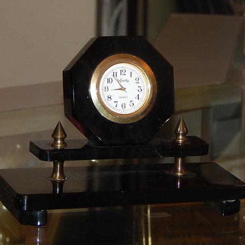 """Obsidian Clock """"Quartz"""""""