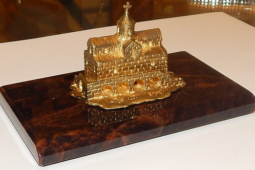 Miniature replica of Odzun Church