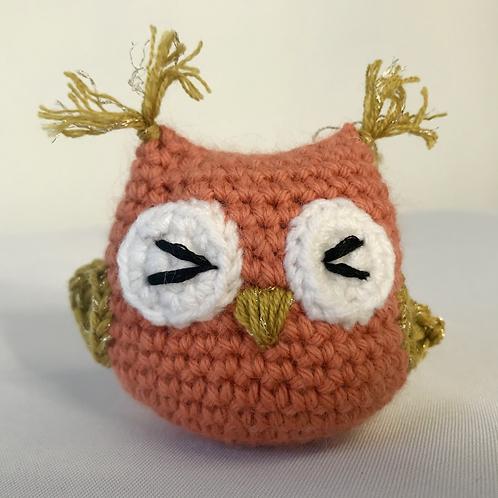 Owl Pal Orange
