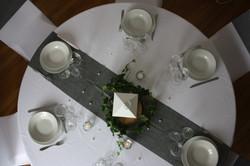 Table Charme Gris