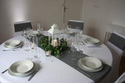 Table Charme élégante