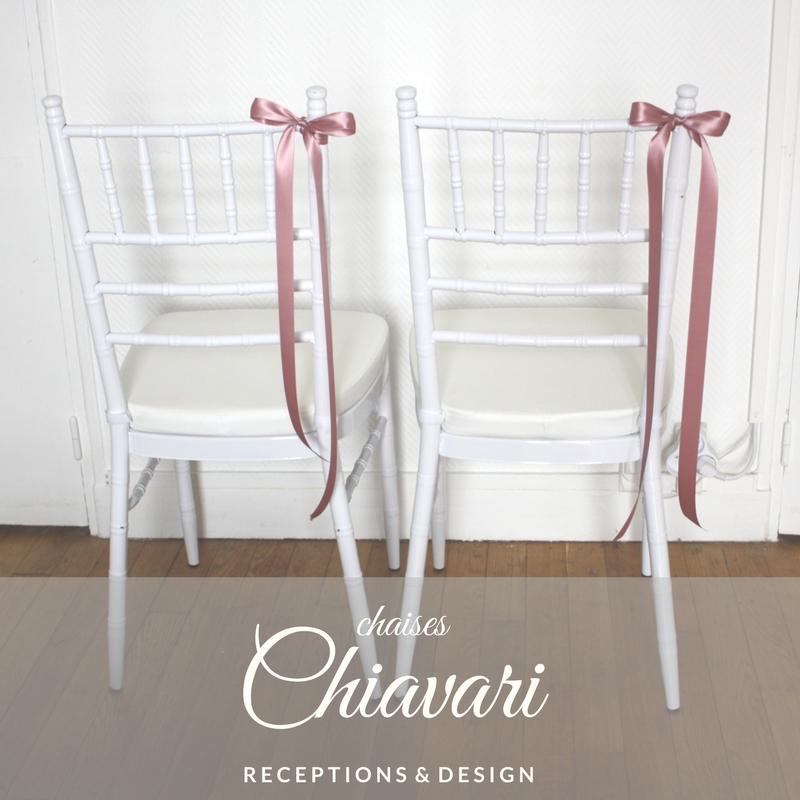 Option Chaises Chiavari