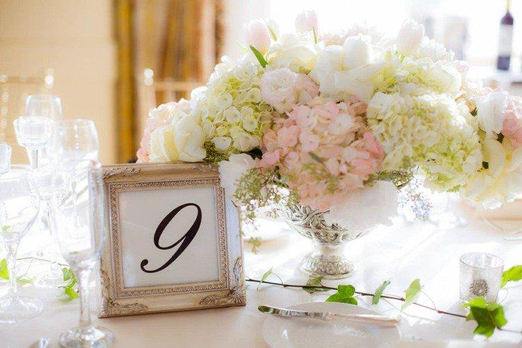 idees-decoration-mariage-hortensias-rose