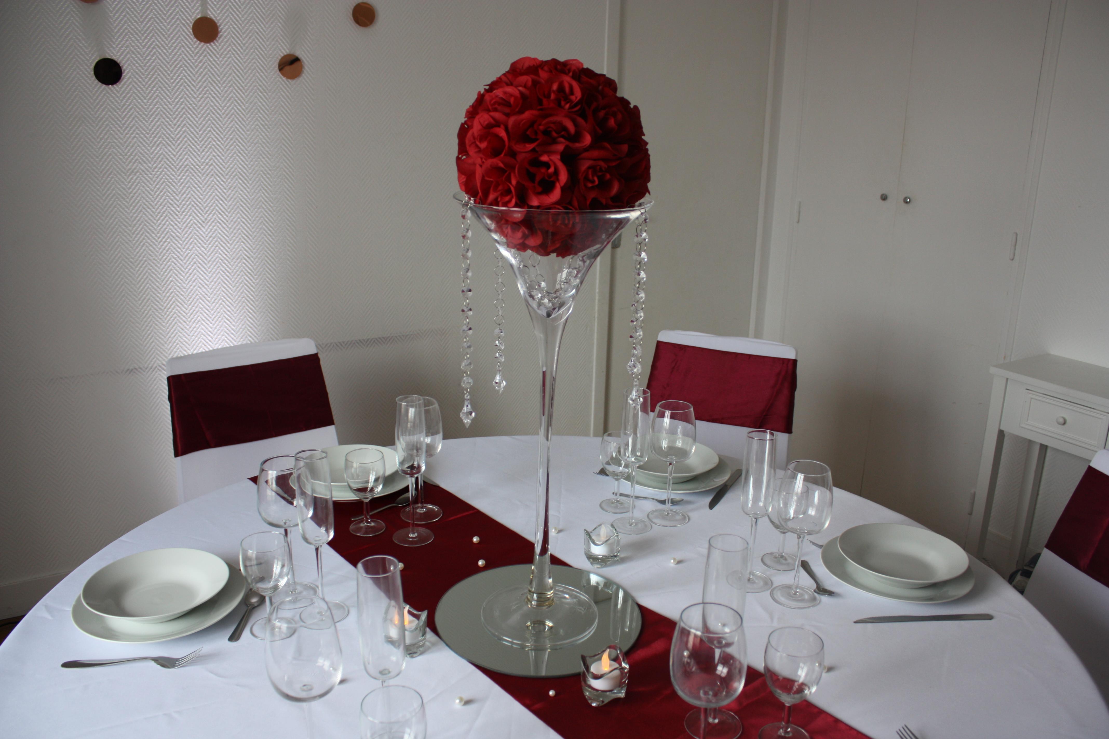 Table Romantique Bordeaux