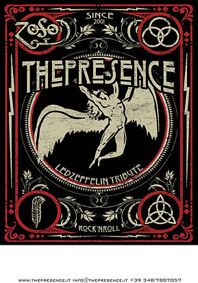 the Presence tribute band led zeppelin