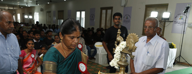 Annamalai K, Former IPS Officer   We The Leaders Foundation