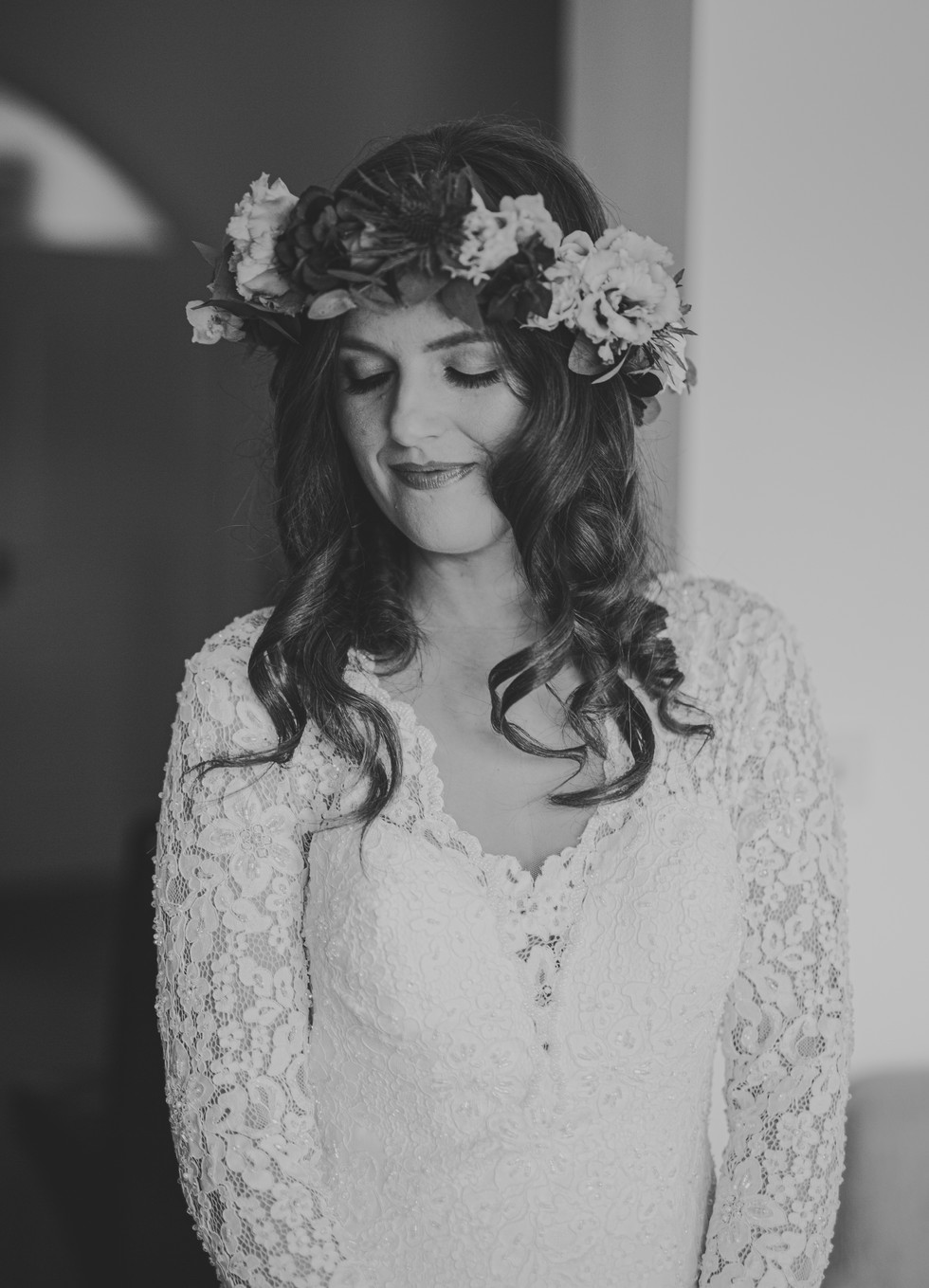 Wedding Morning Prep Photos   Boho Bride   Quirky Wedding   Living Witness Weddings