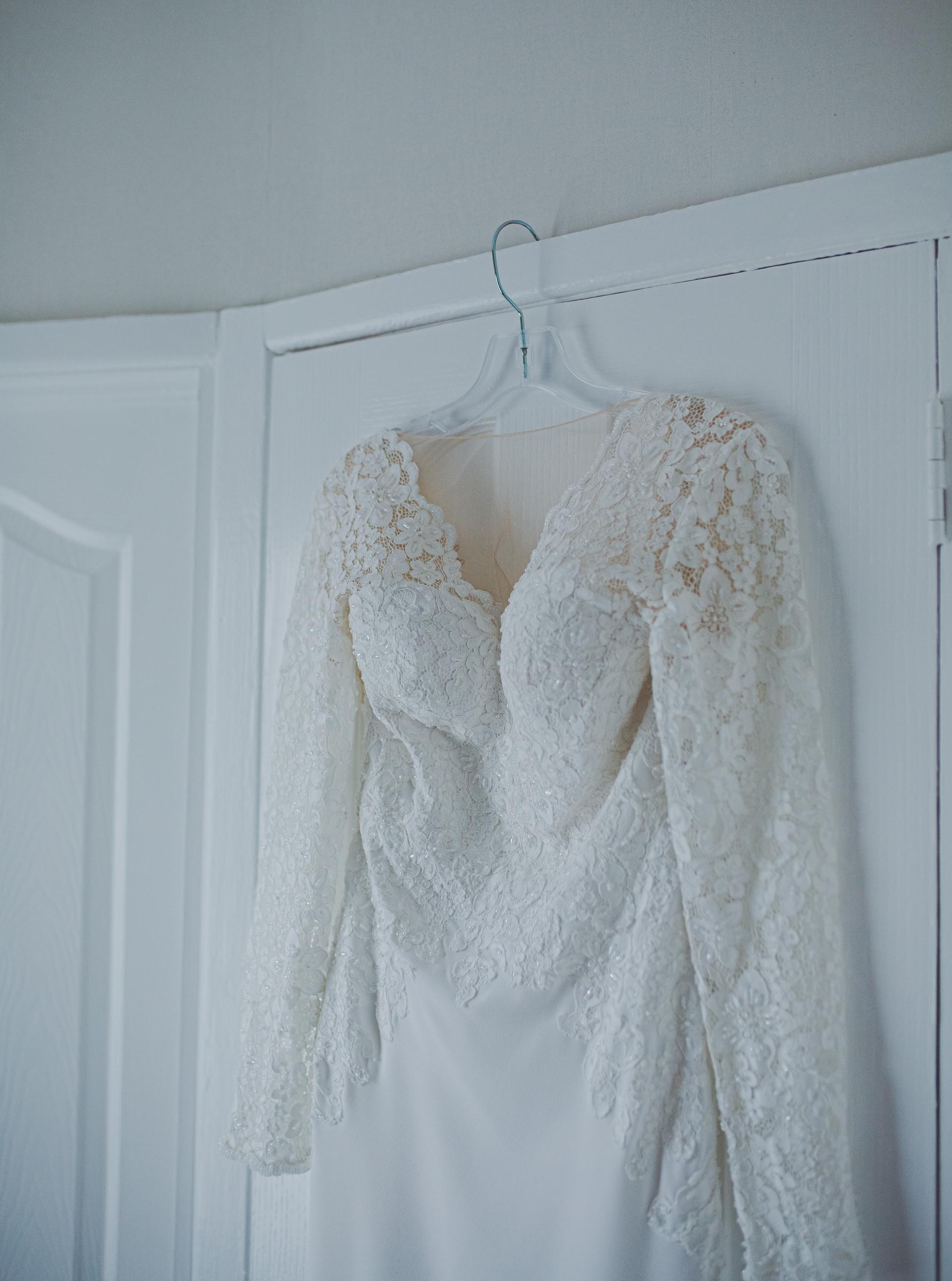 Wedding Morning Prep Photos | Boho Brides Dress | Quirky Wedding | Living Witness Weddings