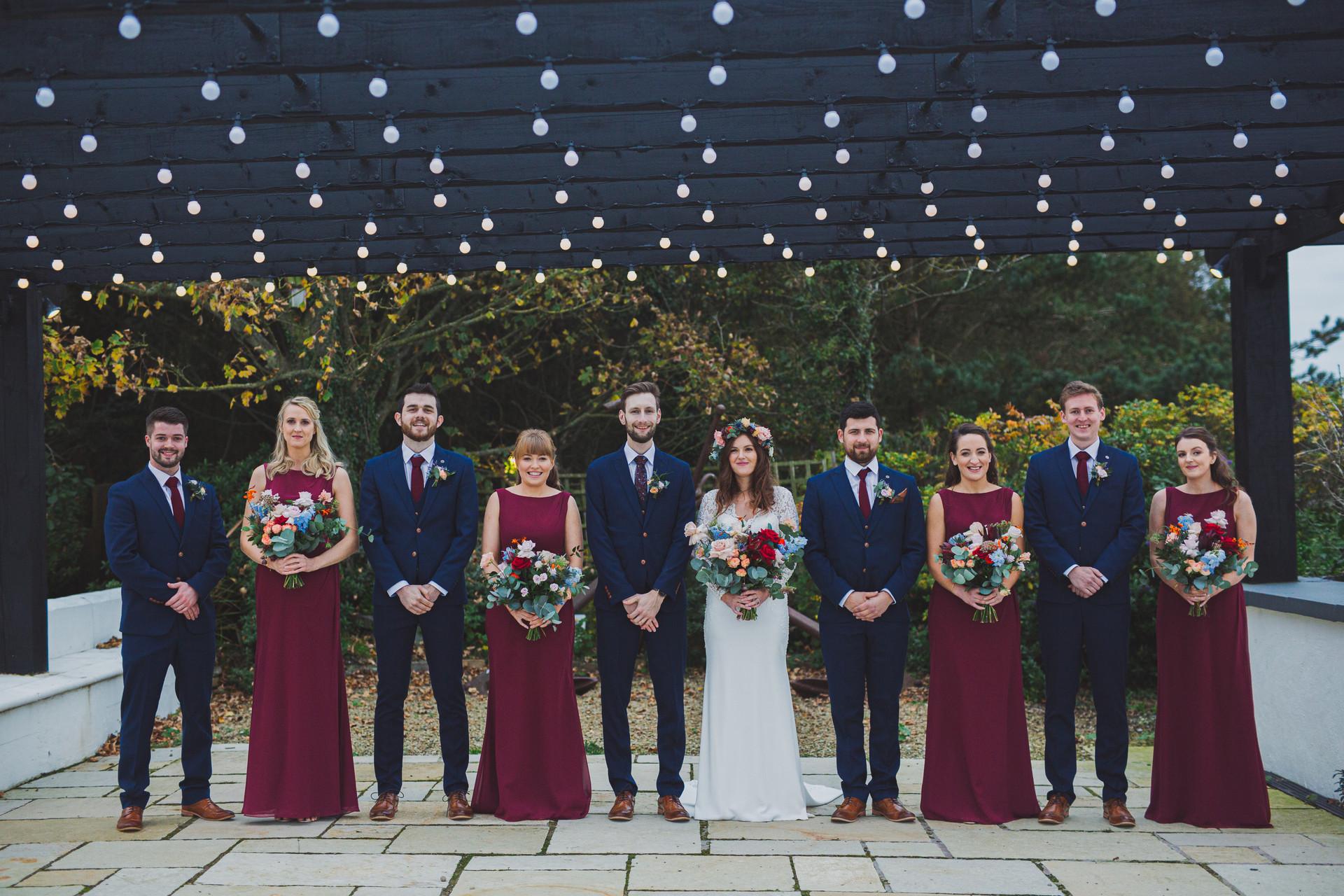 Orangetree Wedding Photos | Boho Bride | Quirky Wedding | Living Witness Weddings