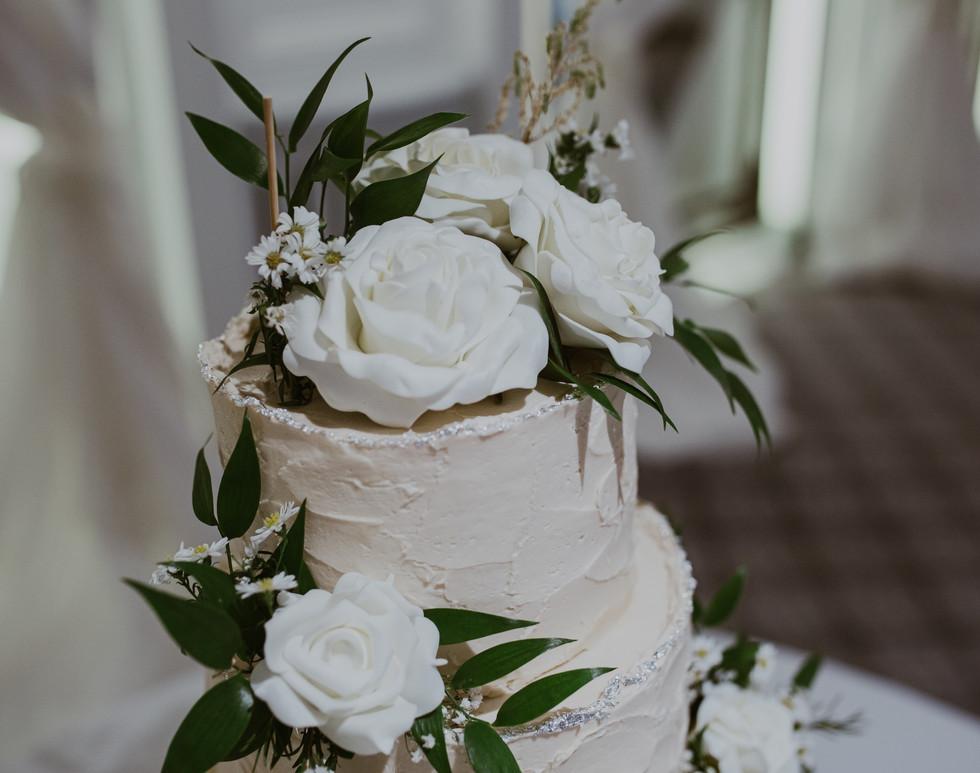 Quirky Wedding | Wedding Cake | Leighmohr House Wedding | Northern Ireland Wedding
