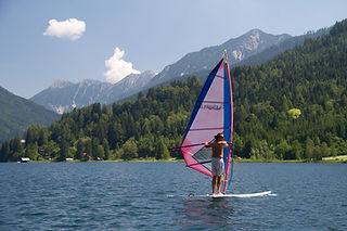 CHALETS ZÖHRER - Wohnen am Wasser, Surfe