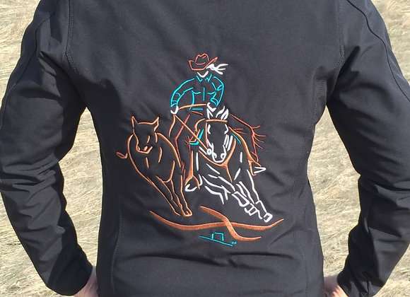 COW HORSE JACKET (MALE OR FEMALE DESIGNS)