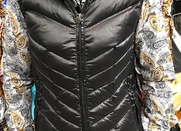 Ladies Down Puffy Vest