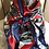 Thumbnail: RED, WHITE AND BLUE PAISLEY