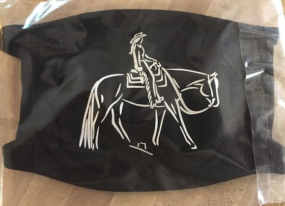 PLEASURE HORSE FACE MASKS