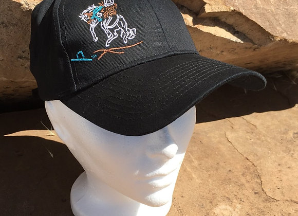 WOMEN'S RANCH BRONC TWILL CAP