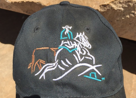 WOMEN'S FENCING COWHORSE TWILL CAP