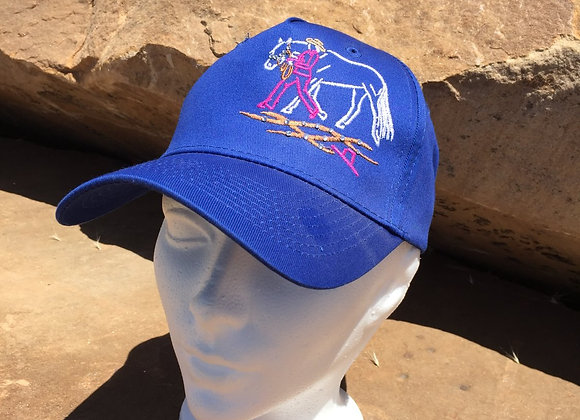SHOWMANSHIP TWILL CAP WITH BLING