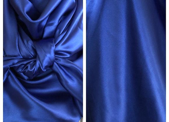 ROYAL BLUE SOLID PRINT
