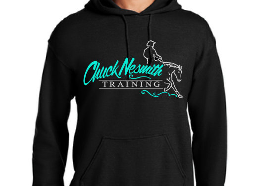 CHUCK NESMITH MENS OR WOMENS  BASIC PULLOVER SWEATSHIRT(crew neck or hooded)