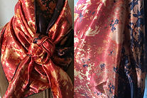 cowboy, fashion, wild rags, flat hat rags, cowgirl, working, ranch